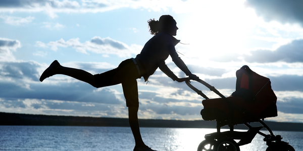 Postpartum: A safe return to exercise